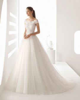 "Rosa Clara ""Alejandra"" Wedding Dress UK14"