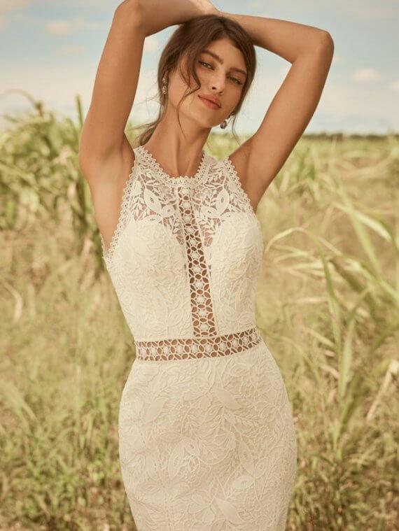 Maggie sottero sample sale wedding dress rebecca ingram belinda