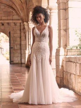 "Maggie Sottero ""Geneva"" Wedding Dress"