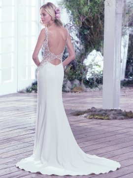 Maggie Sottero – ANDIE (IVORY PEWTER ACCENT)