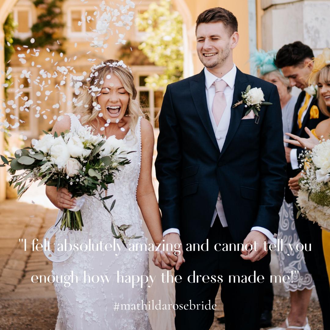 MATHILDA ROSE BRIDE FIRLE PLACE SUSSEX