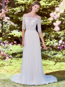 "Rebecca Ingram ""Cathy"" Wedding Dress UK12"