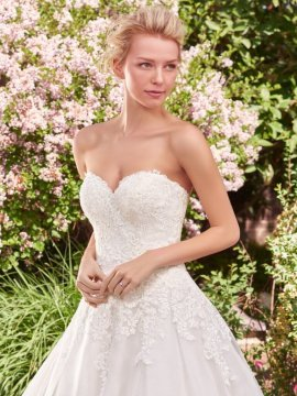 """Exclusively available Online"" Wedding Dresses"