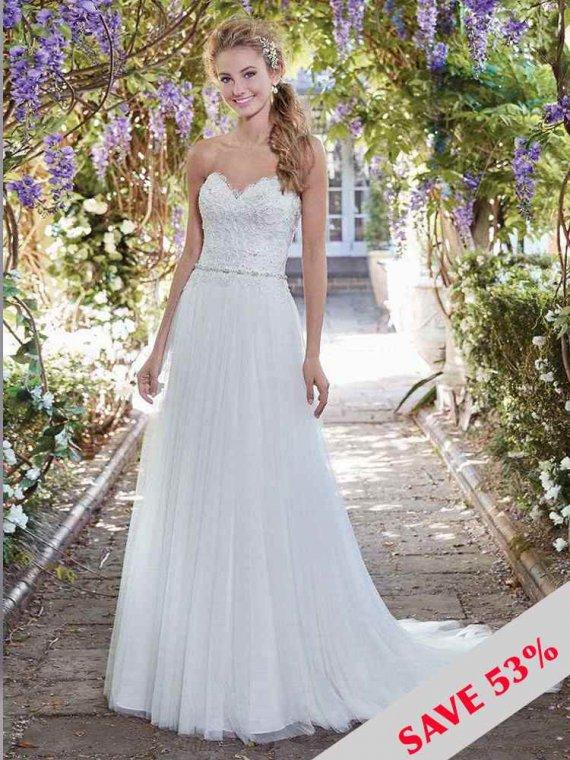 REBECCA INGRAM FAYE SAMPLE WEDDIGN DRESS SALE