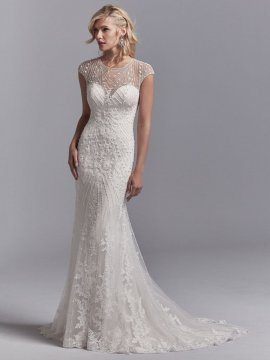 Sottero & Midgley – GRADY (IVORY OVER SOFT BLUSH)