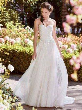 "Rebecca Ingram ""Hilary"" Wedding Dress UK10"
