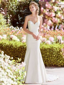 "Rebecca Ingram ""Ingrid"" Wedding Dress UK14"