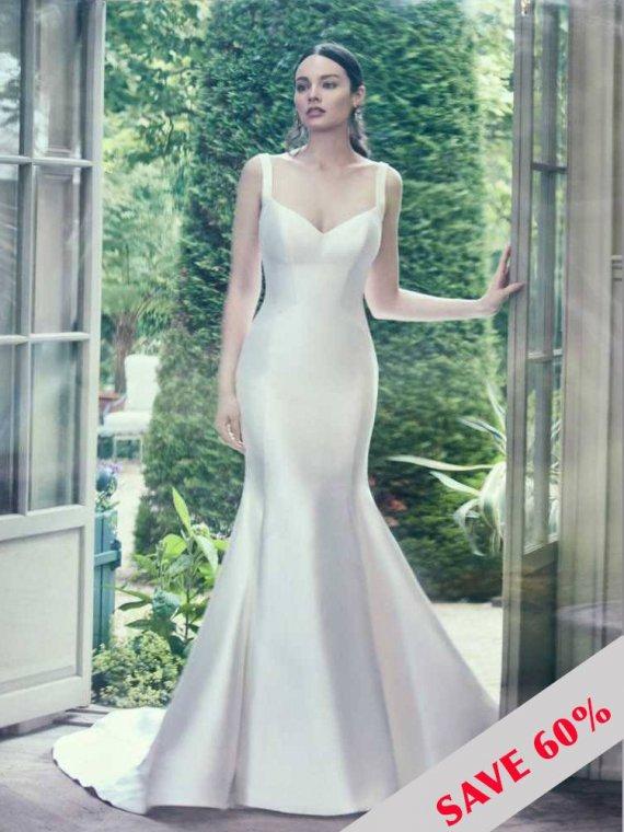 MAGGIE SOTTERO TEAGAN REBECCA INGRAM WEDDING DRESS SAMPLE SALE