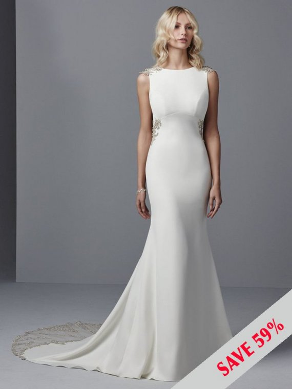 MAGGIE SOTTERO AIDAN SAMPLE SALE