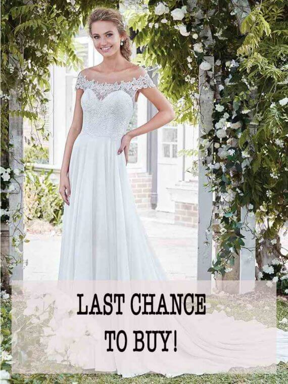 Rebecca ingram beatrice wedding dress sale shop sussex