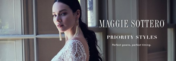 Maggie Sottero charlene sale dress