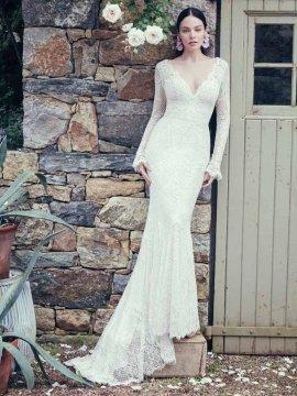 "Maggie Sottero ""Antonia"" Wedding Dress UK8"