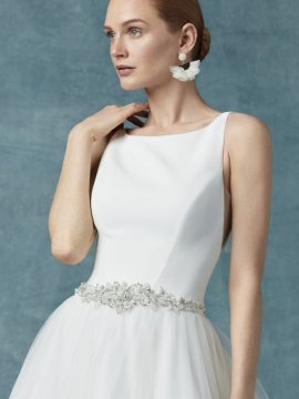 "Maggie Sottero ""Aralyn"" Beaded Belt"