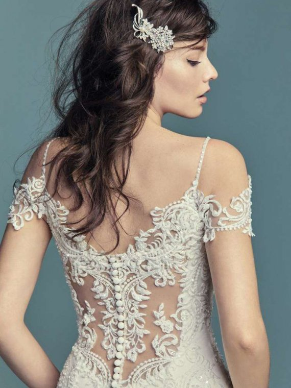 Maggie sottero della wedding dress sale