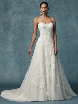 "Maggie Sottero ""Dorthea"" Wedding Dress"
