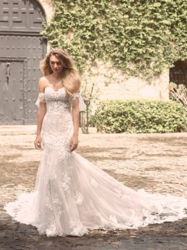 "Maggie Sottero ""Joelle"" Wedding Dress"