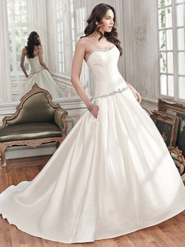 "Maggie Sottero ""Narelle"" Wedding Dress UK12"