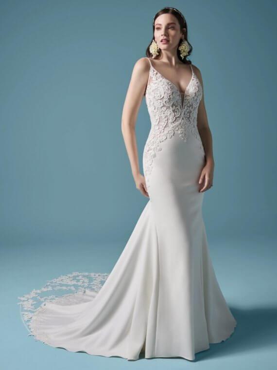 MAGGIE SOTTERO NIKKI SAMPLE SALE WEDDING DRESS SUSSEX LONDON
