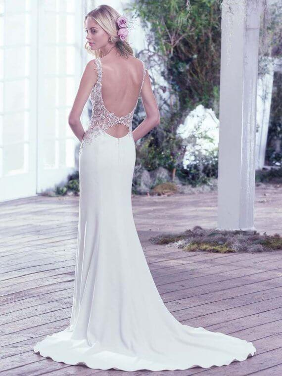 Maggie Sottero wedding dress shop sussex