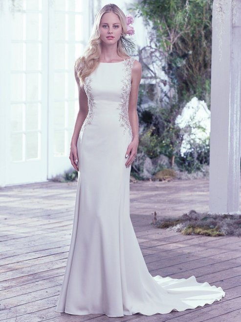 sample dress civil ceremony wedding dress sussex
