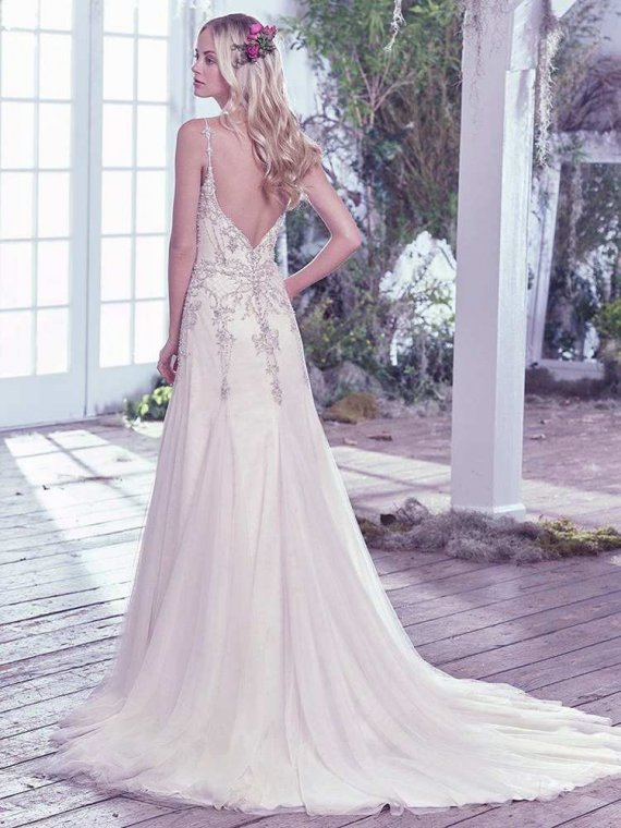 Maggie Sottero Andraea wedding dress