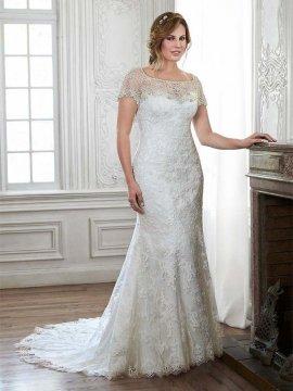 """Maggie Sottero """"Chesney"""" Wedding Dress UK16"""