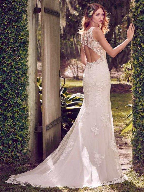 Maggie sottero Rhonda Sale wedding dress Sussex