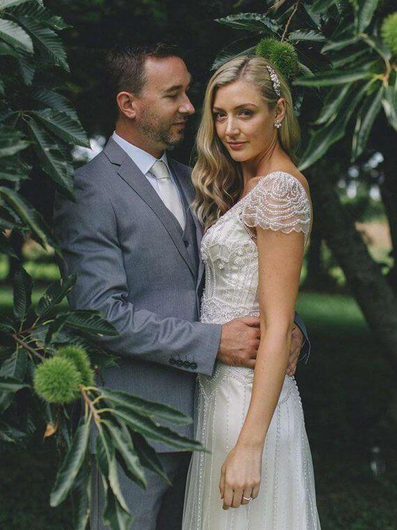 Maggie Sottero Ettia sale discounted cheap wedding dress