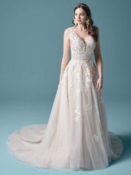 "Maggie Sottero ""Raphael Dawn"" Wedding Dress"