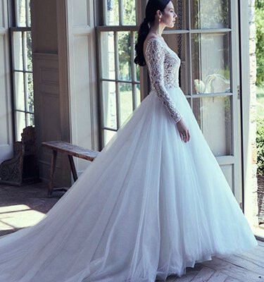 5 Reasons We Love Maggie Sottero's Alistaire Collection!