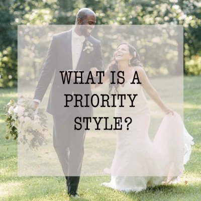 What is a Priority Style?