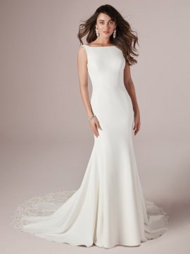 "Rebecca Ingram""Alice"" Wedding Dress UK12"