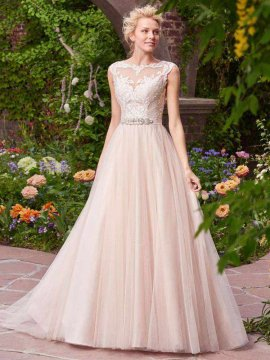 "Rebecca Ingram ""Carrie"" Wedding Dress UK12"