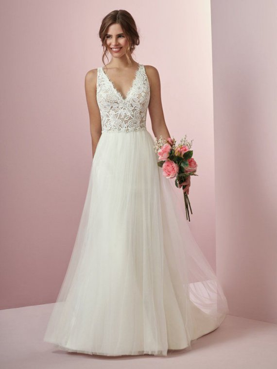 Rebecca Ingram connie wedding dress sale