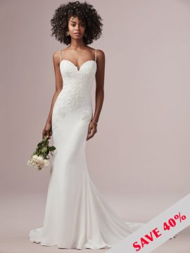 "Rebecca Ingram ""Destiny"" Wedding Dress UK16"