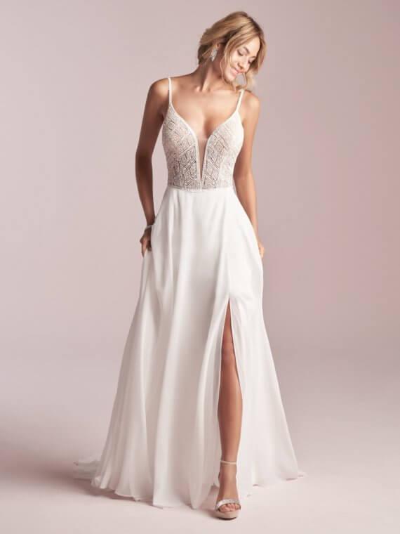rebecca ingram jody wedding dress sample sale
