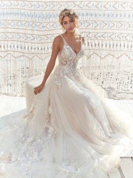 "Rebecca Ingram ""Minerva"" Wedding Dress"