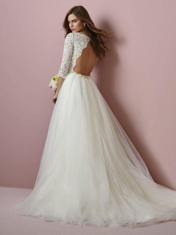 Rebecca Ingram Scarlett Wedding Dress Sussex England