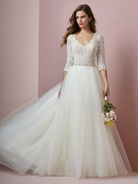 "Maggie Sottero ""Scarlett"" Wedding Dress UK12"