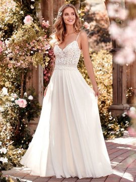 "Rebecca Ingram ""Juniper"" Wedding Dress"