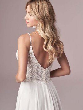"Rebecca Ingram ""Lorraine"" Wedding Dress"