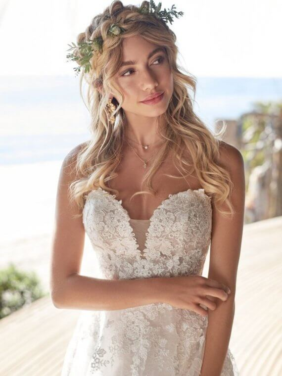 Rebecca ingram wedding dress shop sussex sample sale