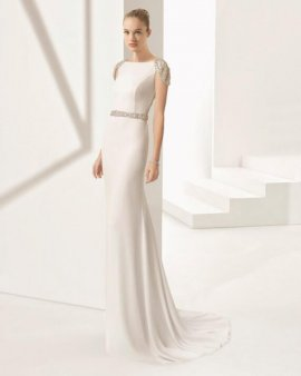 "Rosa Clara Couture ""Saboya"" Wedding Dress UK10"
