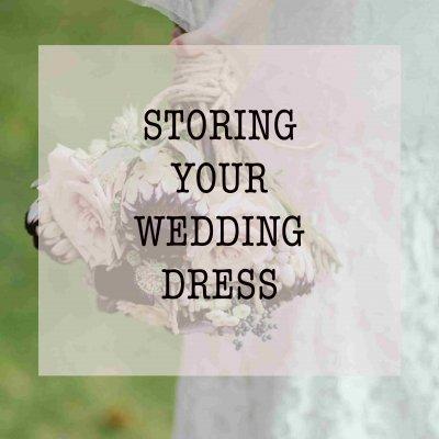Storing Your Wedding Dress