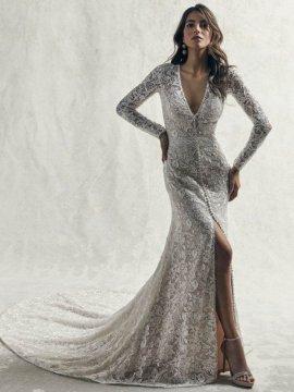 """Sottero & Midgley """"Dennison"""" Wedding Dress UK12"""
