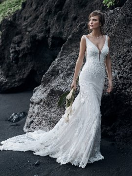 "Sottero and Midgley ""Cruz"" Wedding Dress"