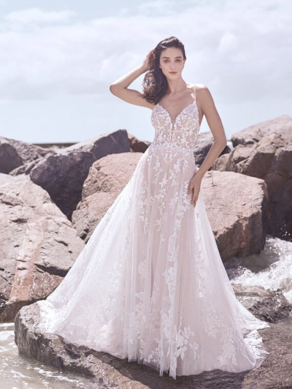 sottero and midgley marlow sample salle wedding dress sussex