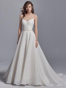 """Sottero & Midgley """"Kyle"""" Wedding Dress UK12"""