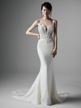 "Sottero & Midgley ""Cambridge"" Wedding Dress UK12"