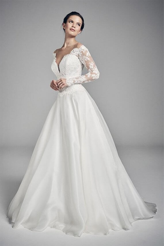 suzanne neville sample sale wedding dress cheap discounted